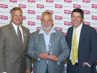 David Marks Honored with UniqueSource Achievement Award