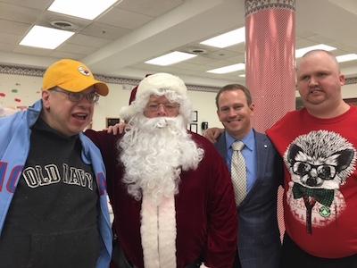 Happy Holidays From WCBA