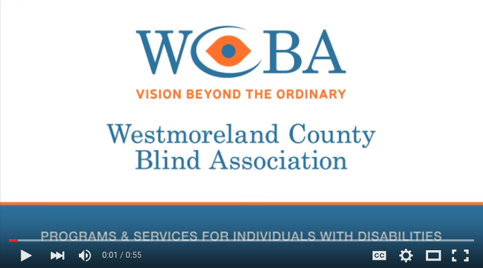 Services for Sight-Impaired and Intellectually-Challenged Individuals