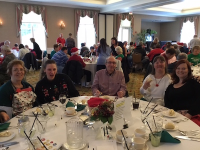 Photo for the 2018 WCBA Christmas Party.