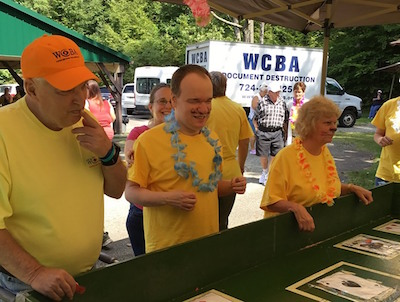 WCBA's Annual Summer Agency Picnic