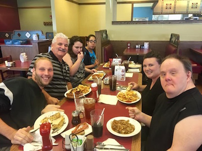 WCBA Lunches at King's Restaurant