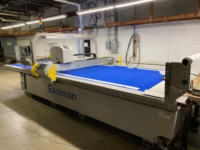 Eastman Raptor Digital Cutting Machine
